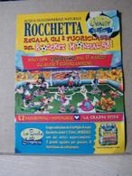 MONDOSORPRESA, PUBBLICITA' (PB83) ROCCHETTA ROCKET MONDIAL 98 - Kinder & Diddl