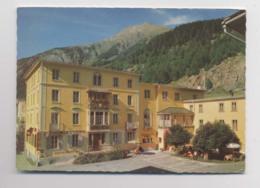 ZERNEZ - Suisse - Hotel Restaurant - HOTEL BAER ET POSTE - GR Grisons
