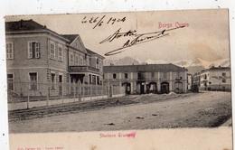BORGO-SAN-DALMAZZO STAZIONE TRAMWAY (CARTE PRECURSEUR ) - Cuneo