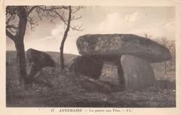 D.18-2688 : ANNEMASSE. LA PIERRE AUX FEES. - Dolmen & Menhirs