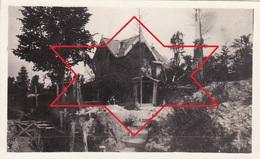 Photo Juillet 1917 Villa Champagne à PRUNAY (Val-de-Vesle) - Tranchée (A200, Ww1, Wk 1) - Autres Communes