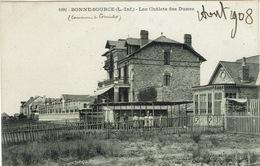 Pornichet (53), Les Châlets Des Dunes, Jolie Carte - Pornichet