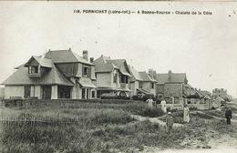 Pornichet (56), Chalets De La Côte à Bonne-Source, Jolie Carte - Pornichet