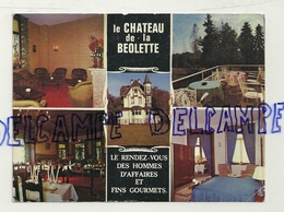 Belgique. Villers-le-Bouillet. Le Château De La Beolette. Hostellerie. Carte Mosaïque (multivues) - Villers-le-Bouillet