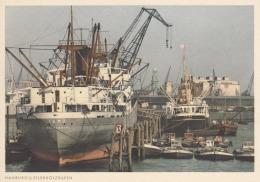 """MS """"Tamo"""",in Hamburg Ellerholzhafen,ungelaufen - Commerce"""