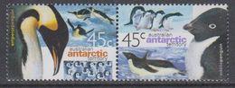 AAT 2000 Penguins 2v ** Mnh (40780) - Australisch Antarctisch Territorium (AAT)