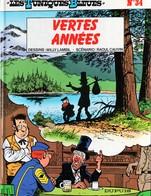 Les Tuniques Bleus N°34 Vertes Annees - Tuniques Bleues, Les