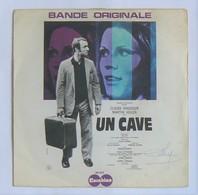 UN CAVE : B.O Du Film - CARABINE 66.431 - Claude BRASSEUR - Marthe KELLER - 1971 - Soundtracks, Film Music