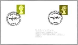 50th Anniv. SINKING OF THE TIRPITZ - 50 Años HUNDIMIENTO DEL TIRPITZ. BFPS 1994 - WW2