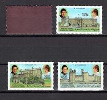 COMORES  N° 345 à 347 + FICTIF   NEUFS SANS CHARNIERE COTE ? €  PRINCE CHARLES  LADY DIANA - Isole Comore (1975-...)