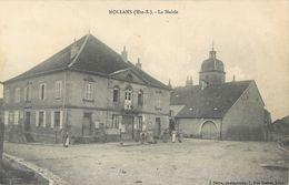 MOLLANS LA MAIRIE 70 - France