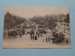 Le Marché Aux Chevaux ( 38 - BD Roubaix ) Anno 19?? ( Voir Photo Svp ) - Arras
