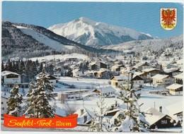 Seefeld, Tirol - 1200m, Austria, 1983 Used Postcard [21935] - Seefeld