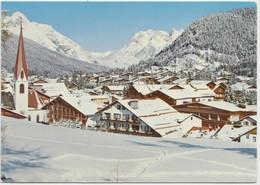 Seefeld 1200m, Austria, 1982 Used Postcard [21936] - Seefeld