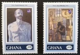 Ghana 1993 Polska - Ghana (1957-...)