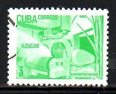 CUBA. N°2336 Oblitéré De 1982. Sucre. - Agriculture