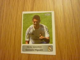 Gonzalo Higuain Real Madrid Spanish Football Europe's Champions 2013-2014 Greek Sticker - Adesivi