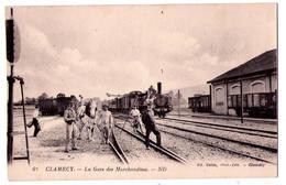 2687 - Clamecy ( 58 ) - La Gare Des Marchandises - N.D. Ph. - N°68 - éd. Satin - - Clamecy
