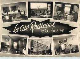 MARSEILLE MULTIVUES LA CITE RADIEUSE LE CORBUSIER SALON LOGGIA SALLE DE SEJOUR CHAMBRES D'ENFANTS CUISINE 13 - Marseille