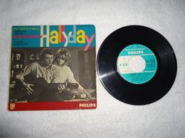 Johnny Hallyday - 45 Rpm - Maxi-Singles