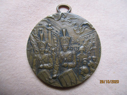 Suisse: Médaille Commémoration Centenaire De La Réunion De Genève à La Suisse - Jetons & Médailles