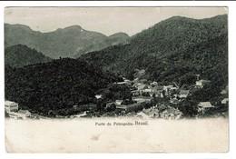 Bresil - Brazil - Parte De Petropolis - Brasil - 2 Scans - Brésil