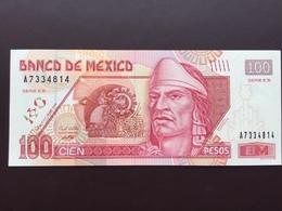 MEXICO P118B 100 PESOS 28.04.2008 - Mexico