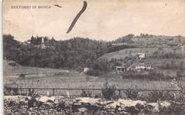 "0415 ""(CN) DINTORNI DI BUSCA'"" TIMBRO POSTINO NR 37.  CART  SPED 1927 - Cuneo"