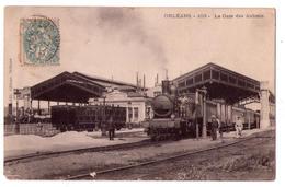 2689 -  Orléans ( 45 ) - La Gare Des Aubrais - Loddé édit. - 103 - - Orleans