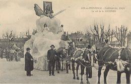 AIX-EN-PROVENCE CARNAVAL XXIV LE VOL DE LA JOCONDE 13 - Aix En Provence
