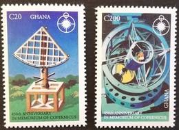 Ghana  1993 Copernicus - Ghana (1957-...)