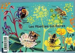 F5052 - FRANCE Bloc Les Abeilles Solitaires - France