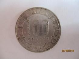 Gabon: 100 Francs 1975 - Gabon