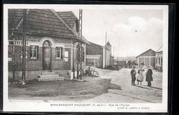 WARLENCOURT EAUCOURT - France