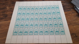 LOT 416371 TIMBRE DE FRANCE NEUF**  LUXE N°798 VALEUR 150 EUROS  BLOC - Feuilles Complètes
