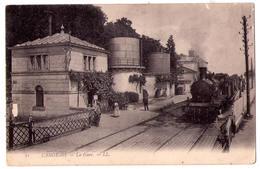 2692 -  Langeais ( 37 ) - La Gare - L.L. éd. - N°21 - - Langeais