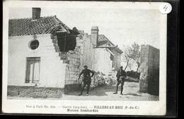 VILLERS AUX BOIS - France