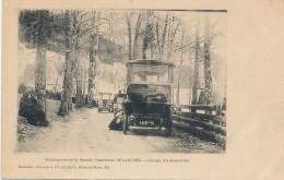 H149 - Evènements De La Grande Chartreuse - Isère - 29 Avril 1903 -  Groupe D'automobiles - France