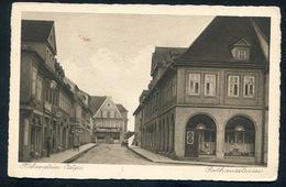 Hohenstein ( Olsztynek ) - Rathaus Strasse- Ostpreußen - Ungelaufen .Germany - Polen - Poland - Ostpreussen