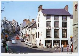 HAVERFORDWEST : HIGH STREET - Pembrokeshire