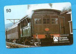 TRAIN - BRAZIL - Trains