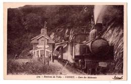 2695 -  Environs De Vichy ( 03 ) - Cusset - Gare Des Malavaux - Idéal - N°579 - - Vichy
