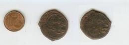 Ancient / Medieval Islamic Coin To Identify. Ayyubid Dynasty? Mamelouks? Antica Moneta Islamica Da Identificare (1) - Islamic