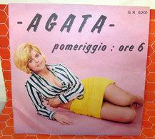 """TONY ARDEN AGATA - POMERIGGIO: ORE 6   7"""" - Dischi In Vinile"""