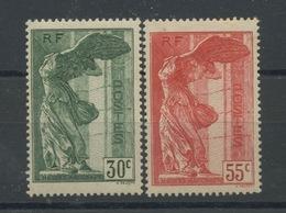 354/355 *  Avec Charnière SAMOTHRACE Coté  170,-Euros  Très Beau - France