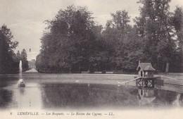 LUNEVILLE - Les Bosquets - Le Bassin Des Cygnes - Luneville