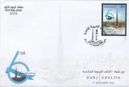 United Arab Emirates - BURJ / Khalifa 4th January 2016 - Emirats Arabes Unis