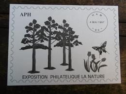 D 80 - Ham -  Exposition Philathélique La Nature - 4 Mai 1997 - Ham