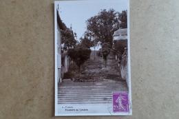 FIGEAC - Escaliers Du Calvaire ( 46 Lot ) - Figeac