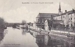 LUNEVILLE - La Vezouze, Chapelle Saint-Léopold - Luneville